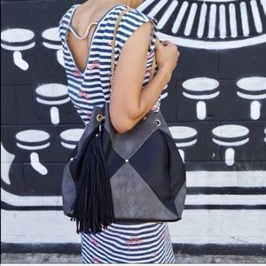 Pink Haley Bags - Versatile Bag Crossbody, Shoulderbag , or Backpack